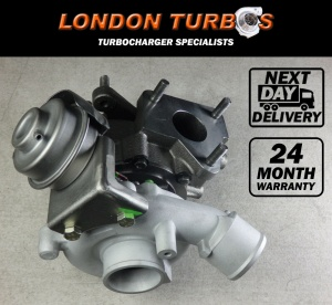 Mitsubishi Outlander 2.2 177HP-130KW 49335-01010 14 Turbocharger