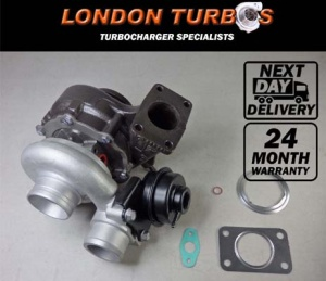 VW Crafter 2.5TDI 109HP-80KW 49377-07460 / 26 / 23 / 21 Turbocharger + Gaskets