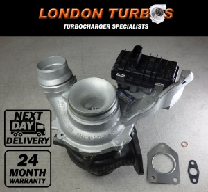 BMW 114D 116D 1.6 94/114HP-70/85KW 54359700048 Turbocharger + Gaskets