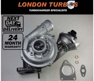 Ford C-Max Focus Galaxy Kuga Mondeo 2.0TDCi 760774 753847 Turbocharger + Gaskets