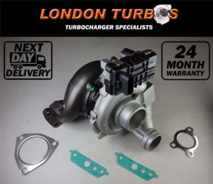 Mercedes Sprinter V6 156HP-115KW 761154 Garrett Turbocharger Turbo + Gaskets