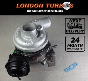 Turbocharger for Hyundai / Kia 1.6CRDi 116HP-85KW 775274 28201-2A700 Turbo