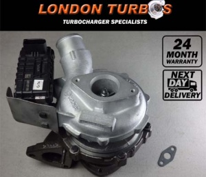 Ford Transit Ranger 3.2TDCi 200HP-147KW 798166 / 812971 Turbocharger + Gaskets