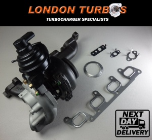 Linde Fork Lift Truck 74HP-55KW 804485 Turbocharger Turbo + Gaskets