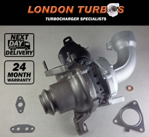Peugeot Citroen 2.0Hdi 163HP-120KW 783248 806497 Turbocharger + Gaskets