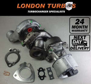 Land Rover Sport / Jaguar XJ XF 3.0TDV6 290HP-220KW 824756 Turbo + Gaskets