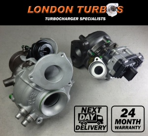 BMW 2.0 Series 1 2 3 4 5 X1 X5 218HP 53169700031 / 54359700043 Twin Bi-Turbochargers