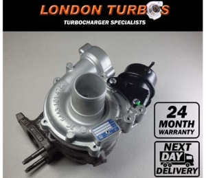 Renault / Nissan 1.6DCI 130HP-96KW 54389700000 / 1 Turbocharger Turbo