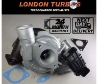 Ford Transit / Land-Rover 2.4TDCi 140HP-103KW 752610 Turbocharger + Gaskets