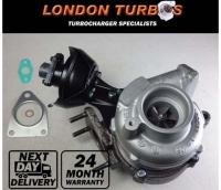 Citroen Peugeot 2.0HDI 136HP 100KW GT1749V 753556 756047 Turbocharger + Gaskets