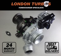 BMW 120 220 320 420 520 X3 X4 148/188HP-110/140KW Garrett 819976 Turbocharger