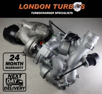 Mercedes Sprinter Vito C220 E220 2.1 10009700019 AL0048 Bi-Turbo Turbocharger