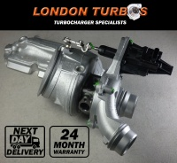 BMW 116i 118i 218i 318i 418i Petrol 7633795 11657633795 Turbocharger Turbo